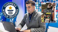 หนุ่มโปแลนด์เล่นเกมส์ Football Manager มากถึง 221 ฤดูกาล จนถูกบันทึกลงกินเนสบุ๊ค!!