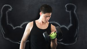 มือใหม่ หัดเล่นเวท ต้องอ่าน! ทานโปรตีนเท่าไหร่ ถึงจะสร้างกล้ามได้