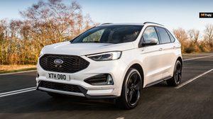 เปิดตัว Ford Edge 2019 ที่ยุโรป เพิ่มเติมระบบความปลอดภัย และแรงม้าที่เพิ่มขึ้น