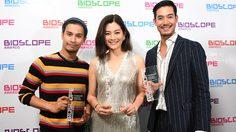 โอ-สู่ขวัญ-เวียร์ นำทัพคนวงการหนังไทยรับรางวัล Bioscope Awards 2018 ครั้งที่ 10