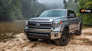New Toyota Tundra จ่อเปิดตัว ท้าชนกับ รถกระบะ แบรนด์ยักษ์ใหญ่ใน อเมริกา