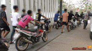 เด็กไทยเสียชีวิตจากอุบัติเหตุวันละ 10 ราย ส่วนใหญ่ไม่สวมหมวกกันน็อค