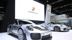 Porsche คว้า 2 รางวัล จากงานมอเตอร์โชว์ครั้งที่ 39