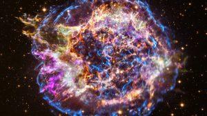ตื่นตา! ภาพแสงแรก ซุปเปอร์โนวา แคสซิโอเปีย เอ หมดพลังสิ้นอายุไข