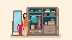 5 เทคนิค จัดตู้เสื้อผ้า เรียกทรัพย์ ดึงดูดโชคลาภ เพิ่มพลังแห่งความสุข
