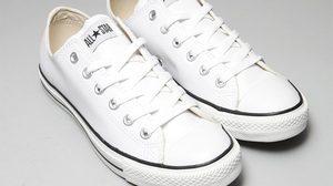 วิธีทำความสะอาด รองเท้าคอนเวิร์ส