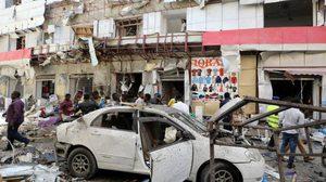 อัล-ชาบับ คาร์บอมบ์ห้างฯ โซมาเลียตาย 10 เจ็บเพียบ