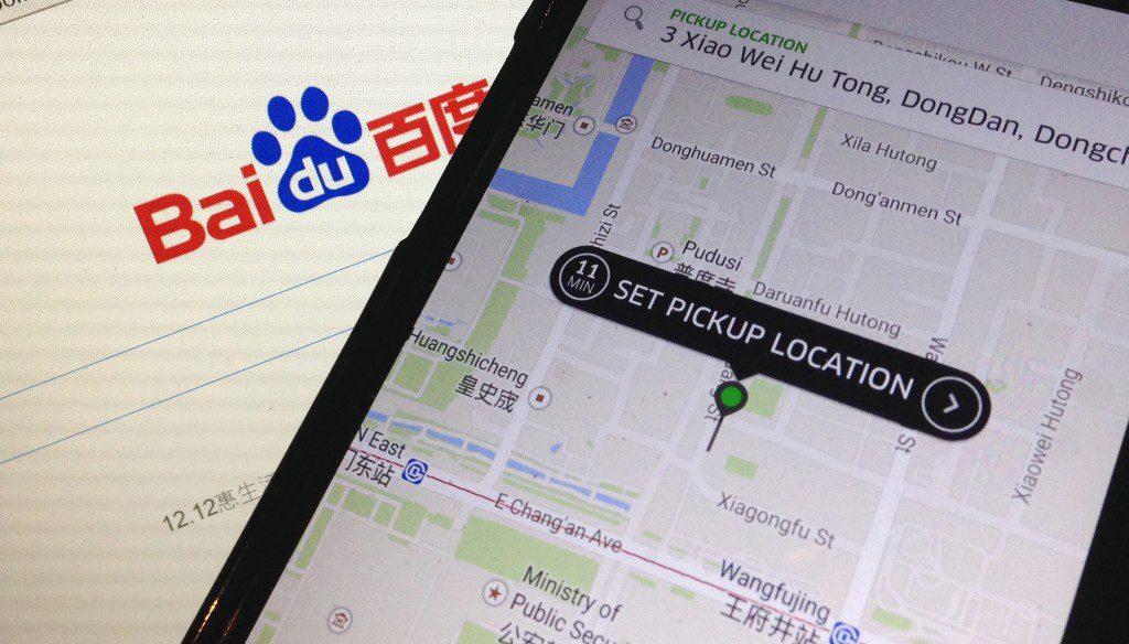 Baidu-Uber