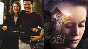 ประทับใจจนร้องไห้!! จีนเน็ตต์ วอล์ส ตัวจริงน้ำตาไหล หลังได้เห็นนักแสดงนำถ่ายทอดอารมณ์ใน The Glass Castle