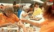การแข่งขันกินปูในสหรัฐฯ