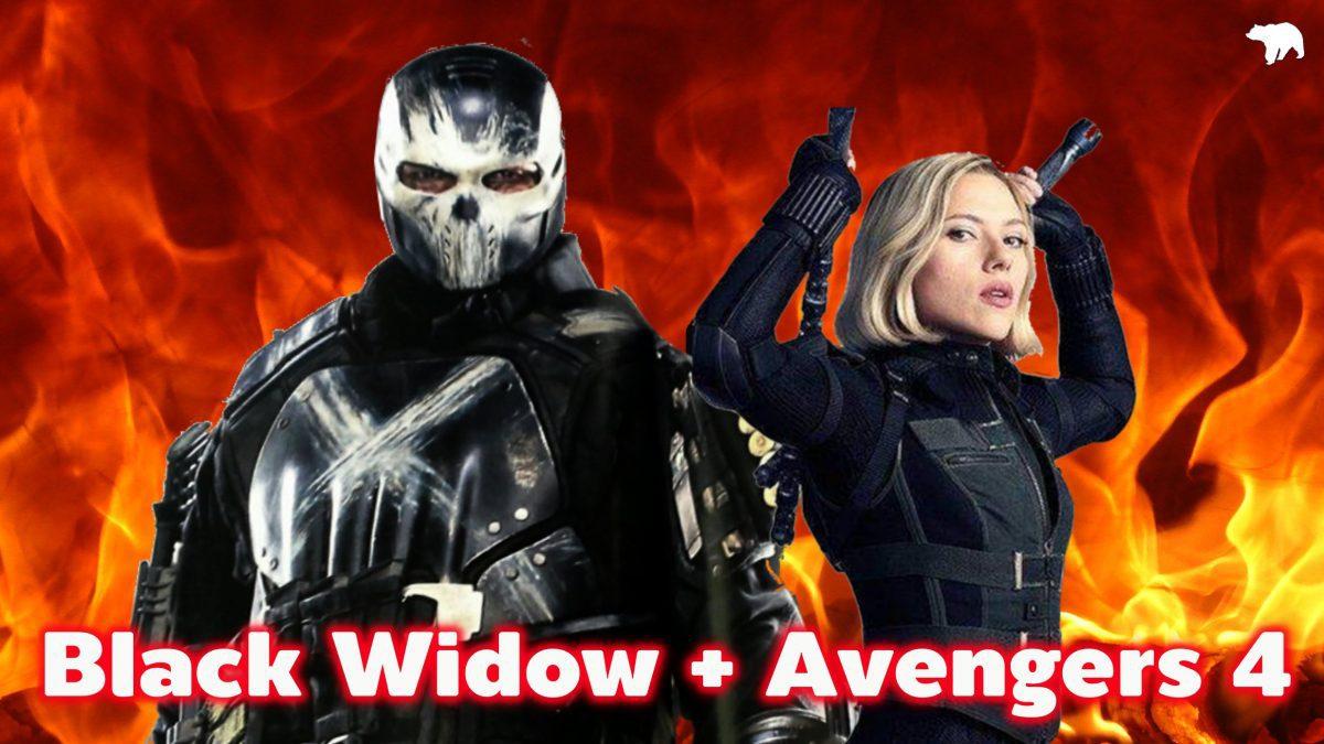ตารางฉาย Black Widow + Crossbones ในอเวนเจอร์ 4