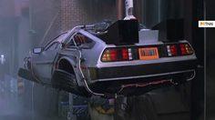 Elon Musk เผย Tesla Roadster จะบินได้เหมือน DeLorean