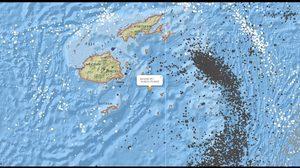 ด่วน !  แผ่นดินไหว 8.1 เขย่าฟิจิ คาดกระทบรวด 2 ประเทศ