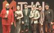 งานประกาศรางวัล Mthai Top Talk-About 2016