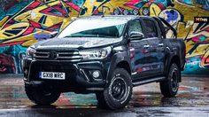 Toyota Hilux Invicible 50 ใหม่ รถกระบะ สายลุยรุ่นพิเศษ มีเพียง 50 คันเท่านั้น