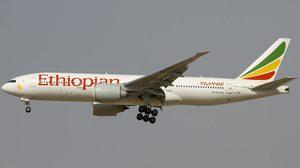 เกิดเหตุเครื่องบินเอธิโอเปียตกพร้อมผู้โดยสาร-ลูกเรือ 157 คน