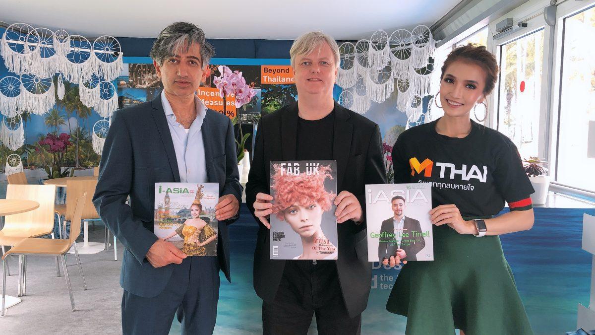 คุยกับ พอล สเปอร์เรียร์ ผู้กำกับภาพยนตร์ไทย ชาวอังกฤษ เอาหนังไทยมาแนะนำที่เมืองคานส์