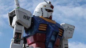 ข่าวลือ Gundam ขนาด1/1 ว่าจะขยับได้ในปี 2019!!