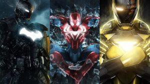ถ้า เหล่าซุปเปอร์ฮีโร่คนอื่นๆ ต้องมาใส่เกราะ Iron Man จะเป็นยังไง? มาดู