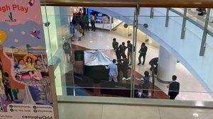 เผยอาการ ด.ช.12 พลัดตกบันไดเลื่อนห้างดังกลางกรุง!