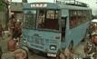 คนร้ายก่อเหตุโจมตีขบวนรถตำรวจอินเดีย