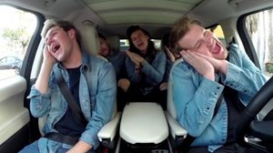 One Direction โซคิ้วท์! จนขึ้นเทรนด์ฮอต #1DCarpoolKaraoke