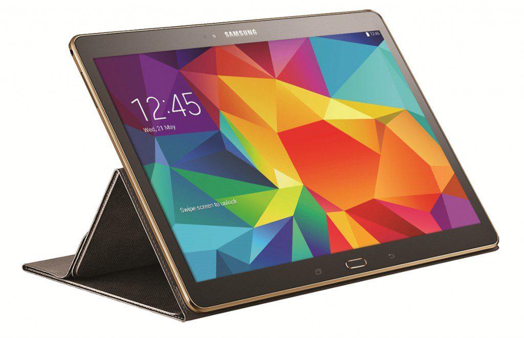Galaxy Tab S 10.5 Titanium Bronze