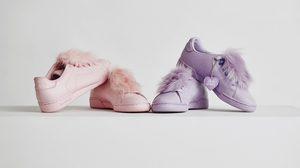 น่ารักมากจริงๆ รองเท้ารุ่นใหม่ แต่งขนเฟอร์ REEBOK x LOCAL HEROES