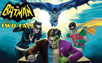 Batman vs. Two-Face แบทแมนปะทะทูเฟซ