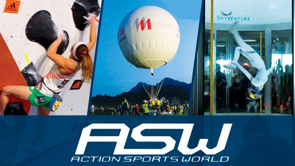 Action Sports World Season18 | EP.3 [FULL]