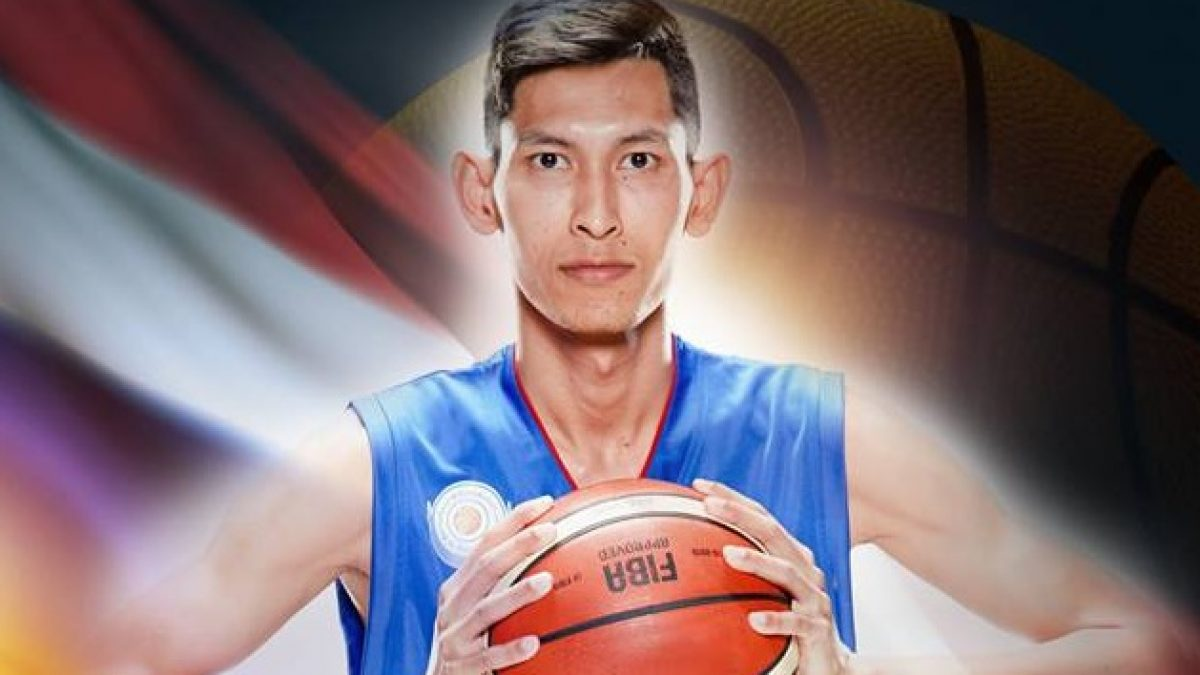 """CHITCHAI ANANTI"" BEST PLAYER OF THAILAND SEABA 2017"