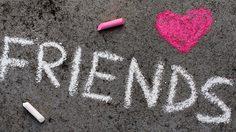 ประโยคเขียน Friendship (เฟรนด์ชิป) ภาษาอังกฤษ