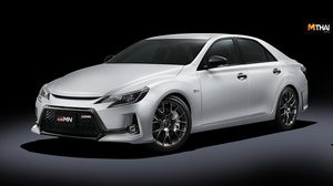 หวนกลับสู่วงการตลาดรถยนต์อีกครั้ง Toyota Mark X GRMN