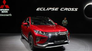 Mitsubishi Eclipse Cross 2017 เปิดโฉมพร้อม Live สดที่ Geneva