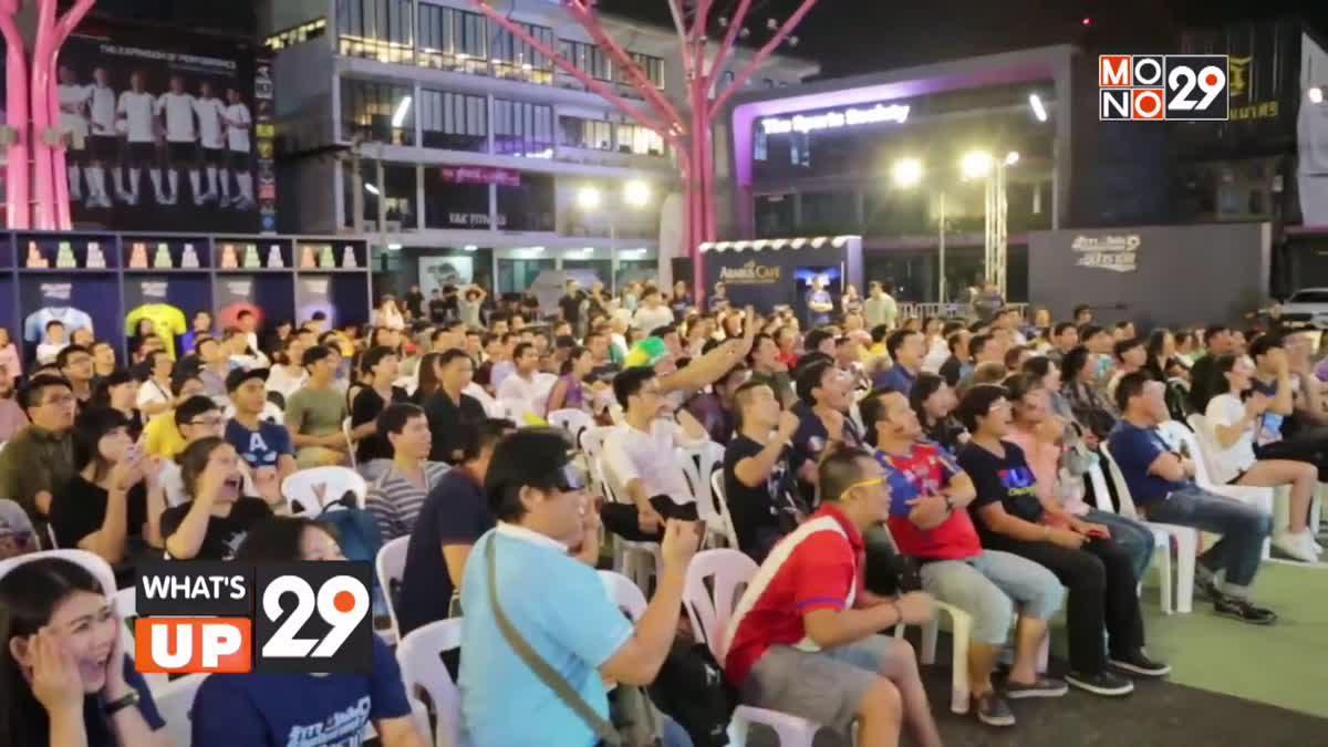 กาแฟอาราบัส จัดกิจกรรมชวนแฟนบอลเชียร์ฟุตบอลโลก