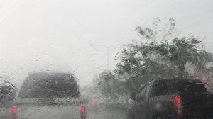 อุตุฯ เผยทั่วไทยมีฝนต่อเนื่อง เหนือ-อีสานตกหนักบางพื้นที่ กทม.ฟ้าคะนอง