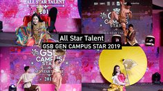 การแสดงความสามารถพิเศษ GSB GEN CAMPUS STAR 2019