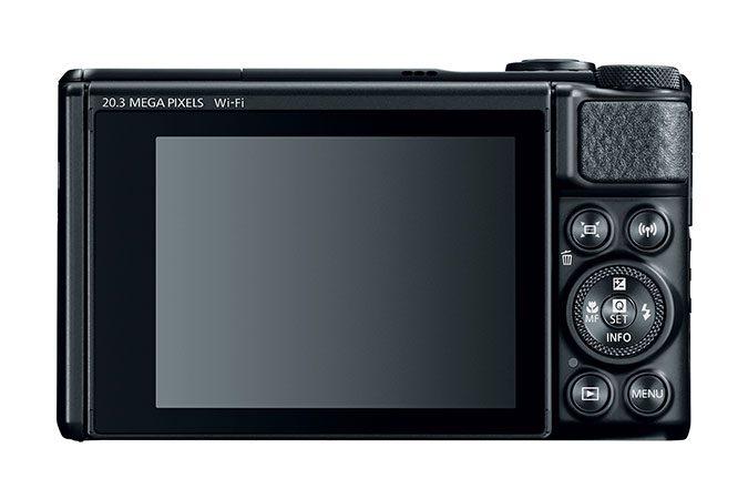 LCD PowerShot SX740 HS