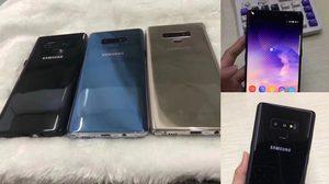 เหมือนเป๊ะ!! ร่างโคลน Galaxy Note9 มาก่อนเครื่องจริงเปิดตัว