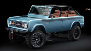 Ford Bronco 4 ประตู เจนฯ ใหม่ เปิดราคาสุดโหด อาจโผล่ภายในปี 2020