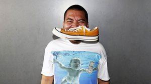 จั้ม ชัยพร นักล่ารองเท้าวินเทจสายพันธุ์เดือด!