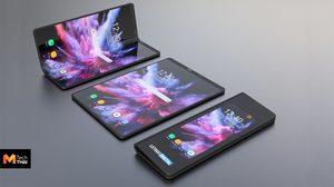 สมาร์ทโฟนจอพับของ Samsung อาจจะมาในชื่อ Galaxy Fold