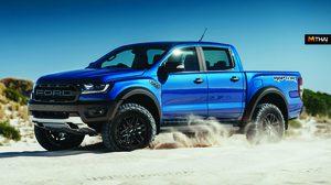 Ford Ranger Raptor สุดยอดสมรรถนะ การขับขี่อันทรงพลังที่ไม่มีใครเทียบ