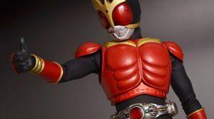 แกะกล่องรีวิว DX Kamen Rider Kuuga (Mighty Form) Ver.1.5
