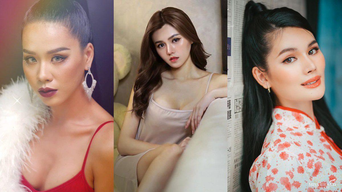 โฉมหน้า 24สาวเชื้อสายจีนจากทั่วโลก บนเวทีการประกวด Miss Chinese World 2021