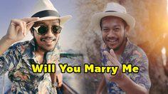 """สิงโต นำโชค ปล่อย """"Will You Marry Me"""" เพลงรักจากเรื่องจริงที่มอบให้ภรรยา"""