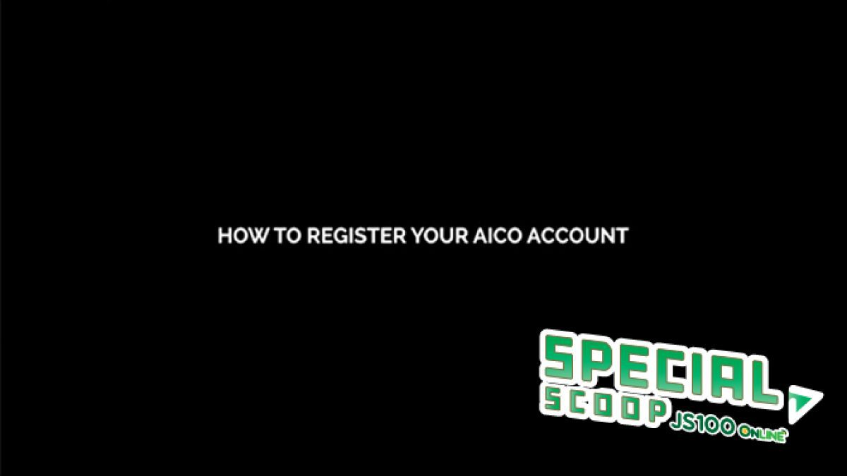 [Smart EGG] How to Register Your AICO Account