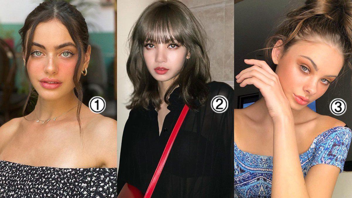 โพลที่คนทั่วโลกยอมรับเผย 100 ผู้หญิงหน้าสวยที่สุดในโลก ลิซ่า มโนบาล อันดับ2