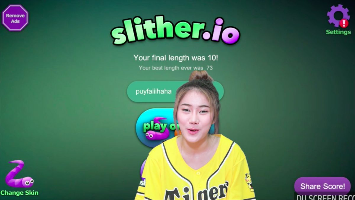 PUYFAI vs Slither.io