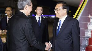 ไทยต้อนรับนายกรัฐมนตรีจีน ผลักดันความสัมพันธ์ไทย-จีนให้แน่นแฟ้นยิ่งขึ้น